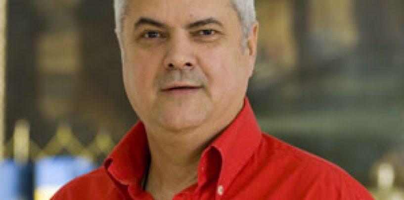 Prietenul lui Adrian Nastase contruieste la Palatul Parlamentului
