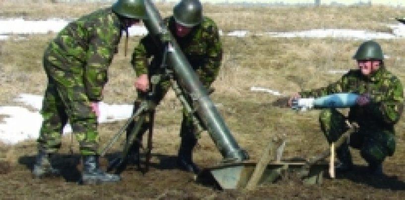 Explozie la Poligonul Cincu. Trei militari au murit