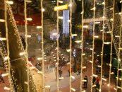 Bucurestiul are cea mai mare instalatie cu beculete de Craciun din lume