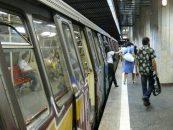 Metrou deraiat. Nimeni nu a fost ranit