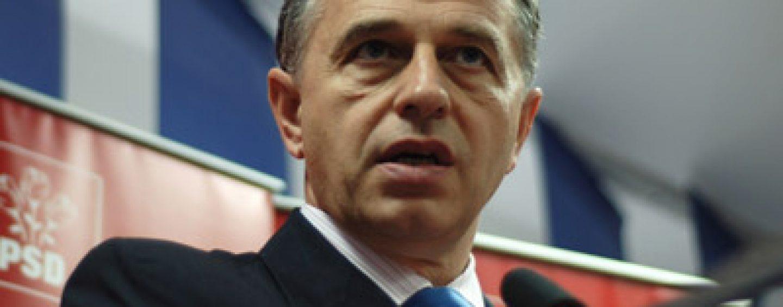 Geoana: Ponta sa-I intrebe pe Mitrea, Hrebenciuc si Corlatean de unde vin datoriile partidului