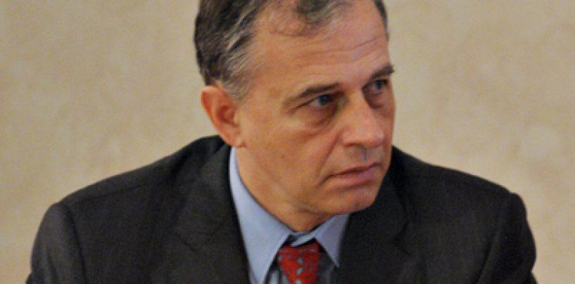"Mircea Geoana, dat afara din partid: ""Adio tovarasi, pe curand prieteni"""