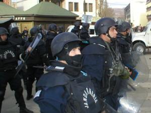 JANDARMI ROMANI - KOSOVO