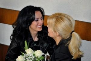 O mare prietenie: Elena Udrea de Bucuresti Elena Udrea de Satu Mare. Fals si uz de fals