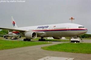 CK Malaysia Boeing 777-200 Image